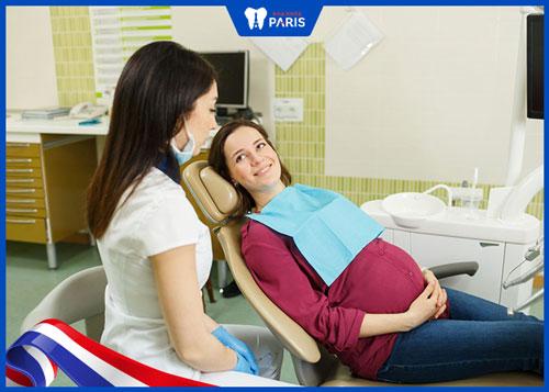 có nên nhổ răng khi mang thai