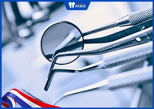 dụng cụ nhổ răng gây nhiễm trùng