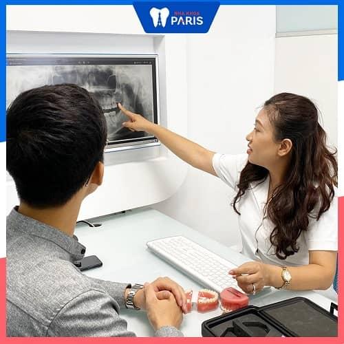 kiểm tra răng miệng nâng cao