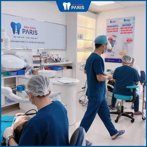 quy trình niềng răng khớp cắn sâu tại Nha Khoa Paris