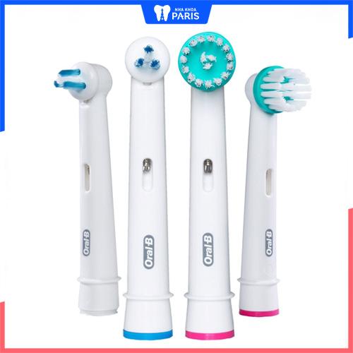bàn chải oral b cho răng niềng