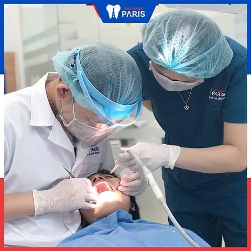 nhổ răng cấm có ảnh hưởng gì không