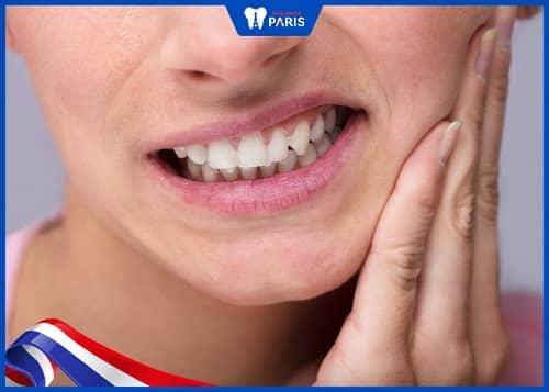 biểu hiện khi trám răng cần lấy tủy