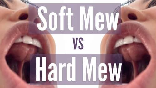 các phương pháp tập mewing
