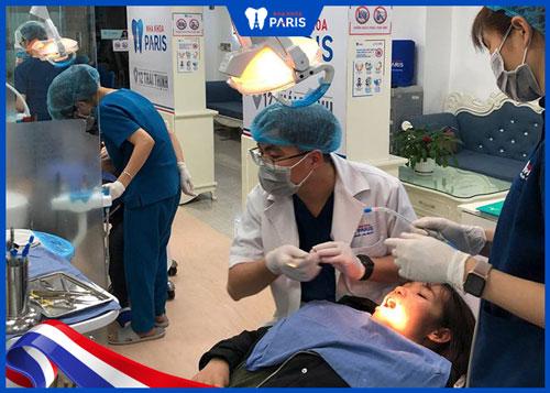 Quy trình nhổ răng bộ y tế