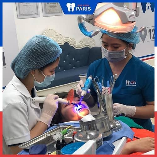 các bước điều trị răng sâu nặng