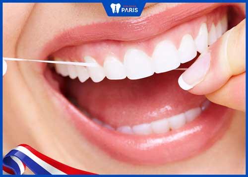 cách bảo quản răng sứ titan