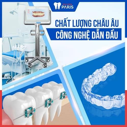chi phí niềng răng hô cao nếu vật liệu chuẩn