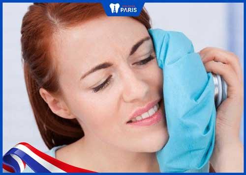chữa đau răng khi mang thai