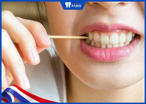 tại sao răng thưa dần