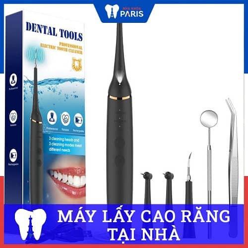 TOP 5 Máy lấy cao răng tại nhà Tốt Nhất | Kèm hướng dẫn sử dụng