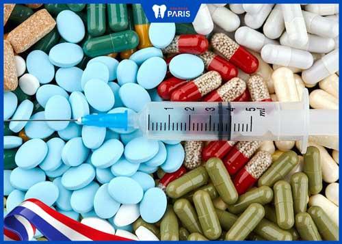 tác dụng phụ của thuốc gây chảy máu răng và hôi miệng