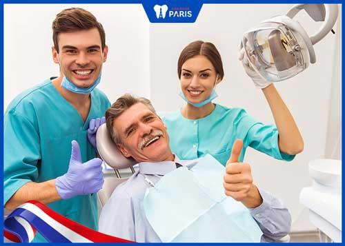 quy trình tẩy trắng răng có những bước nào