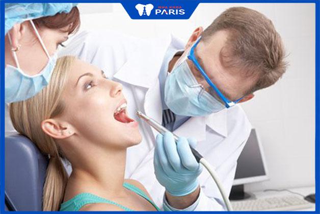 Bệnh viện răng hàm mặt có làm việc chủ nhật