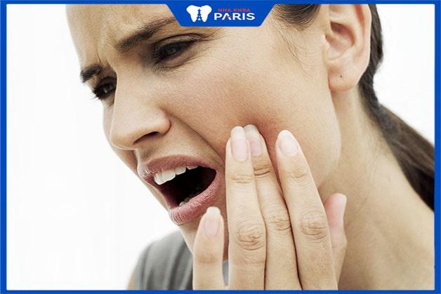 Nhiều tác động xấu đến với răng khi mất răng số 7