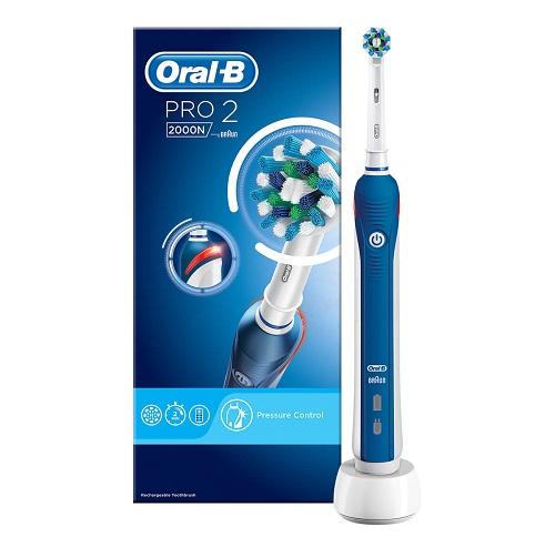 Bàn chải điện Oral-B cho răng niềng