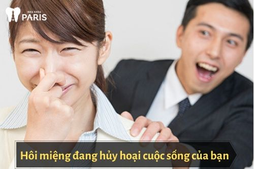 Bệnh hôi miệng là gì? Nguyên nhân và cách trị hôi miệng tại nhà hiệu quả!!