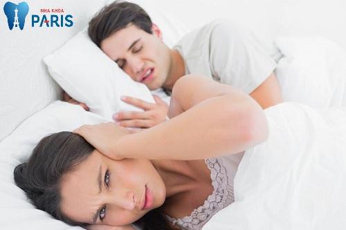 Bệnh nghiến răng khi ngủ là bệnh gì