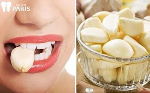 Cách chữa lợi trùm răng khôn