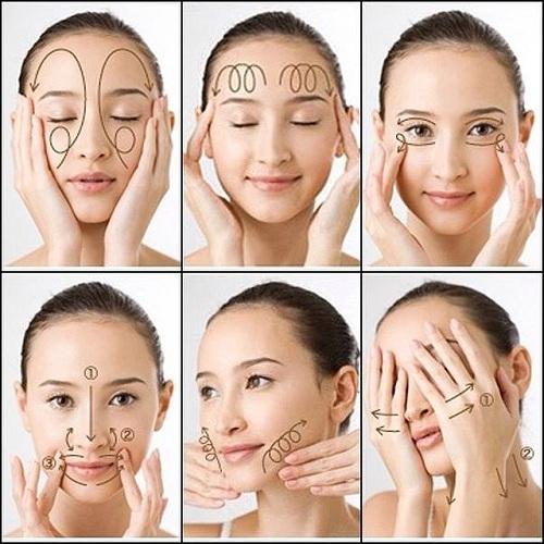 Cách chữa mặt lệch tại nhà