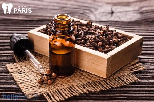 cách chữa viêm lợi trùm tại nhà