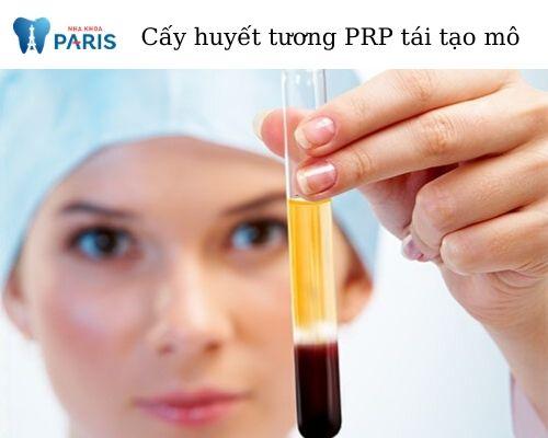 cấy máu tự thân