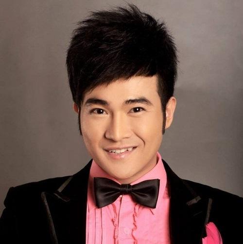 Quang Vinh là một trong những sao nam có răng khểnh đẹp nhất nhì showbiz Việt