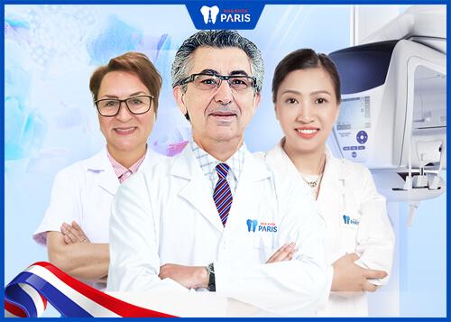 Đội ngũ cố vấn chuyên môn tại nha khoa Paris