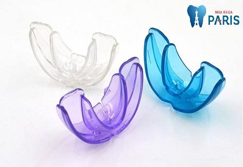 dụng cụ niềng răng tại nhà 3 giai đoạn