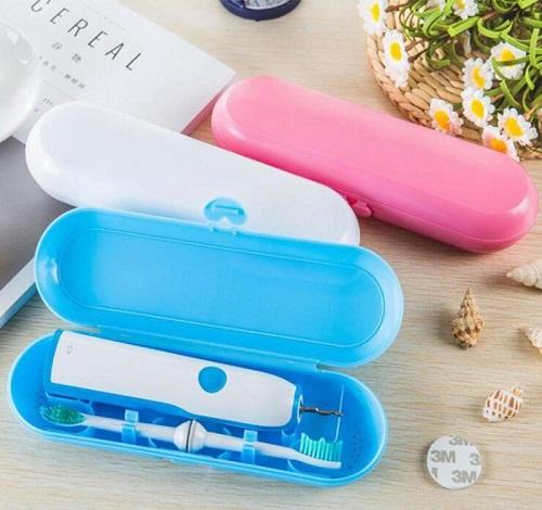 hộp đựng bàn chải đánh răng điện Oral-b braun