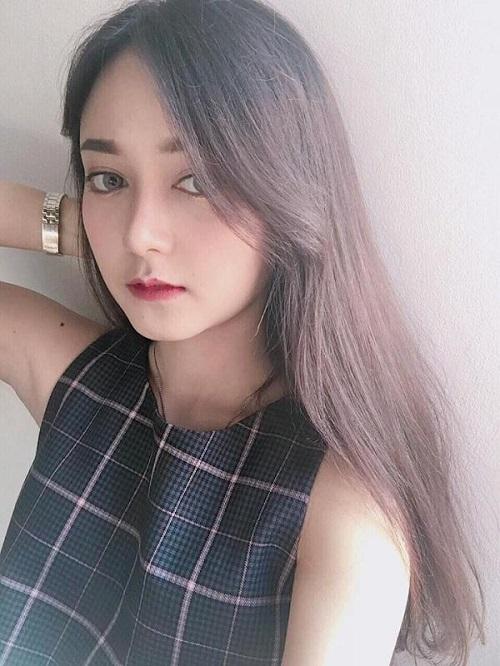 Hot girl niềng răng pornsawan phusua