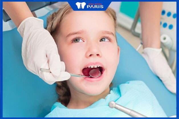 Khám răng cho bé vào thời điểm nào thì phù hợp
