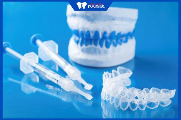 Làm máng tẩy trắng răng tại nhà như thế nào