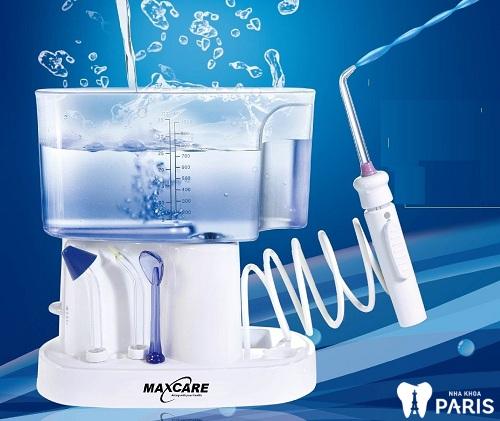 máy tăm nước maxcare 456 plus