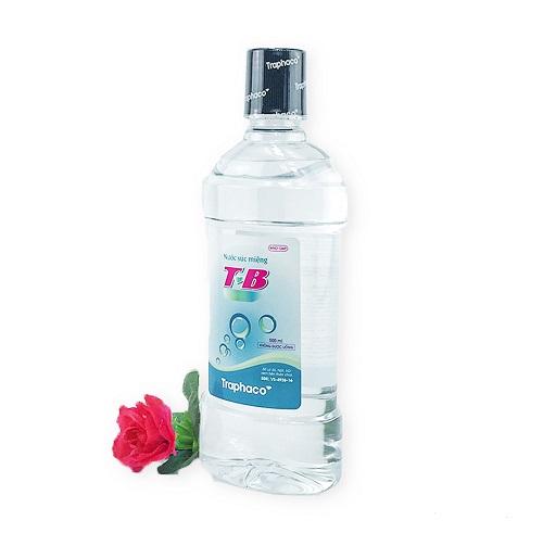 nước súc miệng tb 500ml