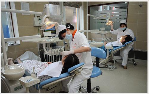 Các bệnh viện công có cơ sở vật chất khá tốt, đáp ứng nhu cầu của bệnh nhân