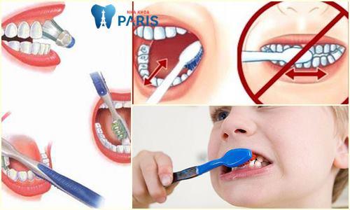 thế nào là vệ sinh răng miệng đúng cách