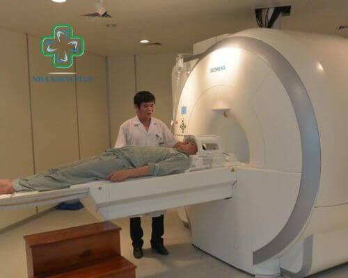 Bệnh viện Giao Thông Vận Tải có trang thiết bị hiện đại