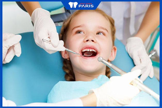 Sự cần thiết của việc khám răng cho bé