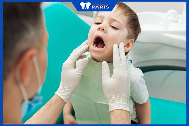 Địa chỉ khám răng cho bé an toàn