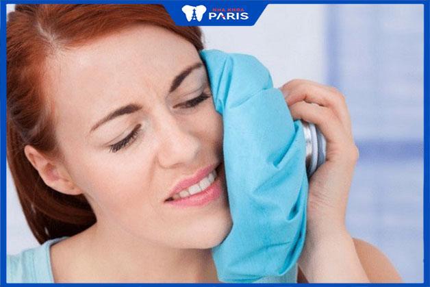 Bật mí cách giảm đau sau khi phục hình răng sứ