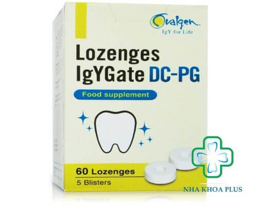 Kẹo chống sâu răng igygate dc-pg