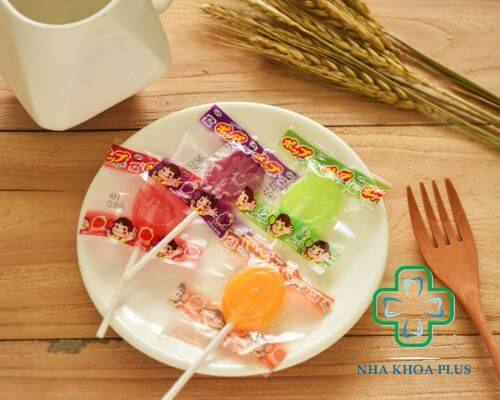 Kẹo chống sâu răng Nhật Fujiya