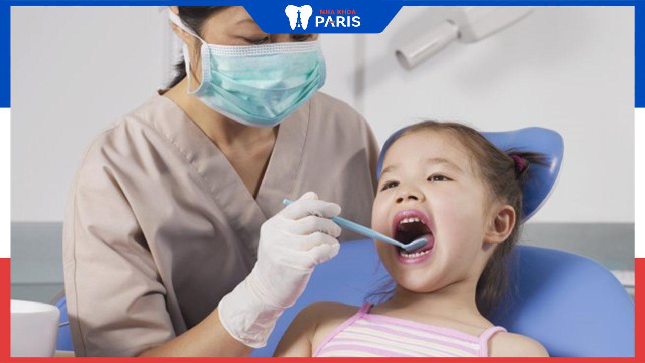 Khám răng cho bé cần những lưu ý gì?