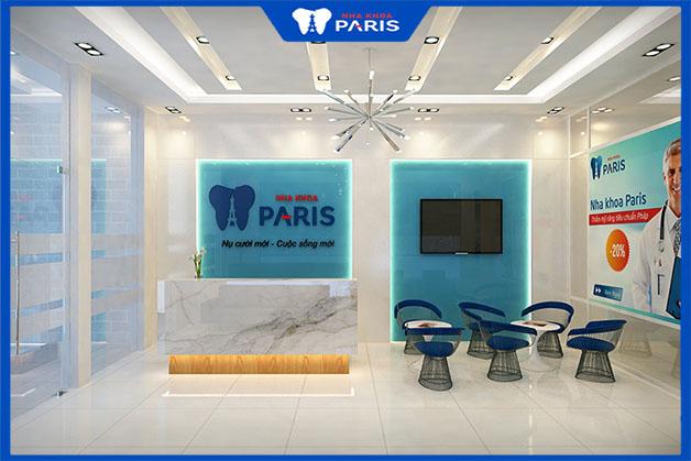 Nha khoa Paris- địa chỉ bọc răng sứ tại Hà Nội