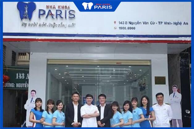 Nha khoa Paris - Hệ thống nha khoa uy tín toàn quốc