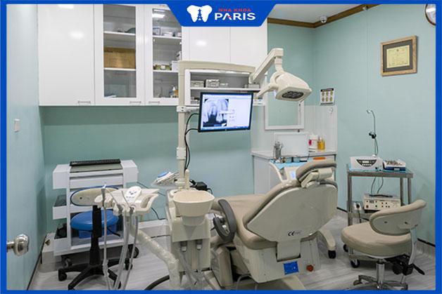 Thế nào là phòng khám nha khoa răng uy tín