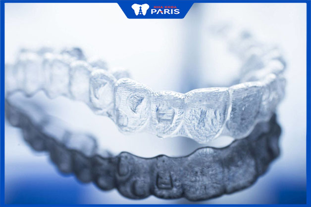 Khái niệm của khay niềng răng invisalign trong suốt